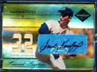 2005 LEAF LIMITED LEGENDS SANDY KOUFAX GOLD AUTO 5 10 JERSEY NUMBER 32 VERY RARE