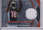 A.J. Green Cards, Rookie Cards and Memorabilia Guide 17