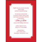 25 Personalized 40th Wedding Anniversary Party Invitations AP 003