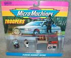 FLORIDA HIGHWAY PATROL Micro Machines Set  Motorcycle
