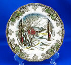 Johnson Brothers THE FRIENDLY VILLAGE Bread and Butter Plate 6.125 in. MAPLES