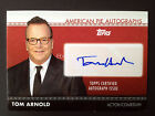 2011 Topps American Pie Autograph TOM ARNOLD Certified Auto #APA-12