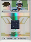 1 5 & 3 5 Vince Young 2006 Leaf Certified Materials JERSEY 2 LOT