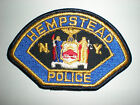 HEMPSTEAD, NEW YORK POLICE DEPARTMENT PATCH - COLOR