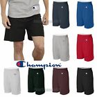 Champion Mens Gym Athletic Basketball Workout Cotton Short S 3XL 8187 NO POCKET