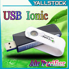 Rotatable USB Ionic Ionizer Fresh Air Purifier PC LP
