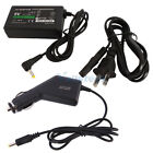 New Home Wall + Car Charger Set adapter adaptor for SONY PSP 3000 2000 slim