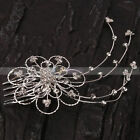 Stylish Elegant Wedding Bridal Flower-shaped Hair Accessories Comb HairPins