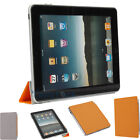 New Smart Cover Magnetic Leather stand case for iPad 2 iPad2 Orange