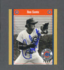 Ron Santo signed 1998 Chicago Cubs Convention card