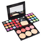 New ADS 6328 36 Color Fashion Eyeshadows Makeup Kit Plastic Box