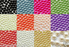 1000 Half Round Flat Back Pearl Beads 3mm 4mm 5mm 7mm 12mm Top Quality US Seller