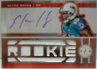 2011 Totally Certified Clyde Gates SP Dual Auto Rookie Jersey # 217 300