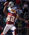 08 Dirty Game Used Worn Antwaan Randle EL Redskins Jersey Scored TD Photo Match
