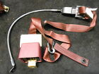 NEW BURGANDY SEAT BELT LAP SHOULDER HARNESS 3 PIECE VAN BOAT BUS RV CAMPER TRUCK
