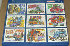 1980 Topps Weird Wheels Trading Cards 31