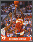 Dominique Wilkins Cards and Memorabilia Guide 41