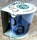 STARBUCKS COLLECTOR  MUG  PATRA GREECE,16 OZ,GRIECHENLAND TASSE,DISCONTINUED,NEW