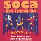 Soca Jam Hott Carnival Hits-KP's Sunshine Band BRAND NEW SEALED CD (1994, Rohit)