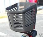 Pride Mobility Black FRONT BASKET for Victory Go Go Sport Pursuit Scooters