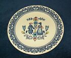Johnson Brothers Hearts  Flowers Bread  Butter Plate s 6 3 8