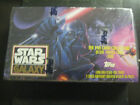 Vintage Star Wars Galaxy Sealed box Topps 1993 140 Card Collection