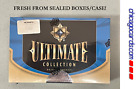 2010-11 2011 Upper Deck Ultimate Collection Hockey Hobby Box (Pack) Case Fresh
