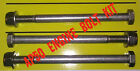1970's era Suzuki AP50 Stainless Engine Bolts and nuts (set of 3)