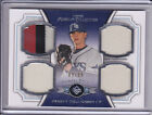 2012 Topps Museum Collection Primary Pieces Jeremy Hellickson Patch Jersey 89 99