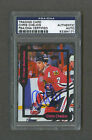 Chris Chelios Rookie Cards and Autograph Memorabilia Buying Guide 47