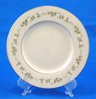 Lenox BROOKDALE Bread and Butter Plate 6.375 in. White Yellow Flowers