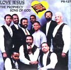 The Prophecy Sons of God by Love Jesus (CD) BRAND NEW FACTORY SEALED