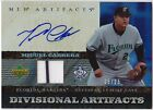 2007 MLB Artifacts MIGUEL CABRERA Auto Jersey Card #d 5 25