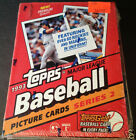 1993 TOPPS SERIES 2 Factory Sealed New Wax Box Gold Card per pack Mike Piazza