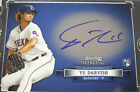 YU DARVISH ROOKIE RC AUTOGRAPH TEXAS RANGERS