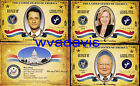 13 2009 EXECUTIVE TRADING POLITICIANS CARDS State of New York ANTHONY WEINER