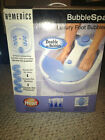Bubble Spa Foot Massager