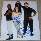 JILLIAN MICHAELS  DOLVETT QUINCE SIGNED THE BIGGEST LOSER 8x10 PHOTO w PROOF