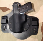 Jimenez Bryco Arms Jennings 380 9mm IWB Conceal holster CCW leather kydex