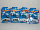 lot of 4 - HotWheels - TEAM: ENGINE REVEALERS - All 4 in the series