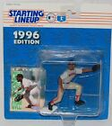 1996 SLU Starting Lineup Mo Vaughn Action Figure MOC Boston Red Sox Sealed New