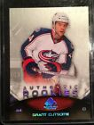 2010-11 SP Game-Used Authentic Rookies Grant Clitsome Silver 02 10 RC