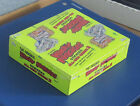 WACKY PACKAGES ANS2 SEALED BOX MAGNETS & TATTOOS IN EXCELLENT CONDITION
