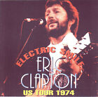 Electric Smile Eric Clapton US Tour 1974 ULTRA RARE Outrider CD OR-9812