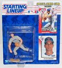 1993 SLU Starting Lineup Kevin Brown Figure MOC Texas Rangers Kenner New Sealed
