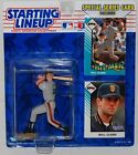 1993 SLU Starting Lineup Will Clark Figure MOC San Francisco Giants Kenner New