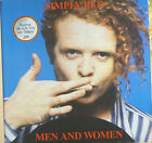 Simply Red - Men And Women - LP - washed - cleaned - L3713
