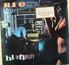 Reo Speedwagon - Hi Infidelity - LP  - washed - cleaned - L3730