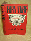Antique Collectable Book Furniture An Explanatory History By David Reeves 1948