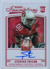 2013 Panini Elite Football Rookie Inscriptions Short Prints Guide and Gallery 60